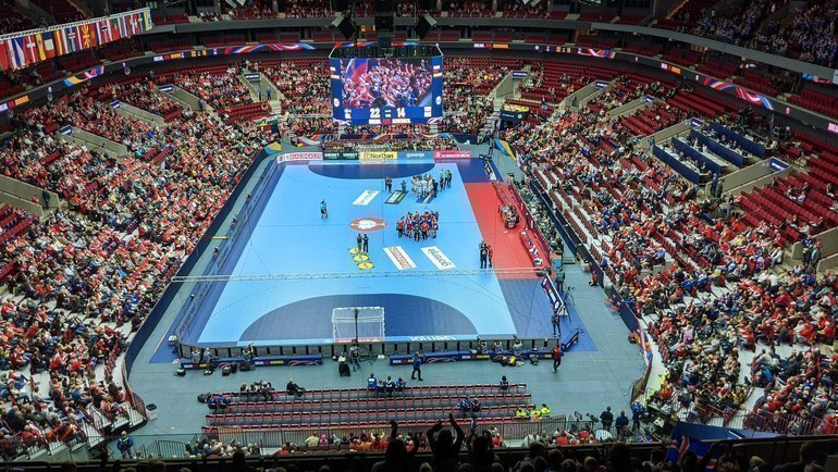 Гандбол чемпионат Европы 2020 мужчины