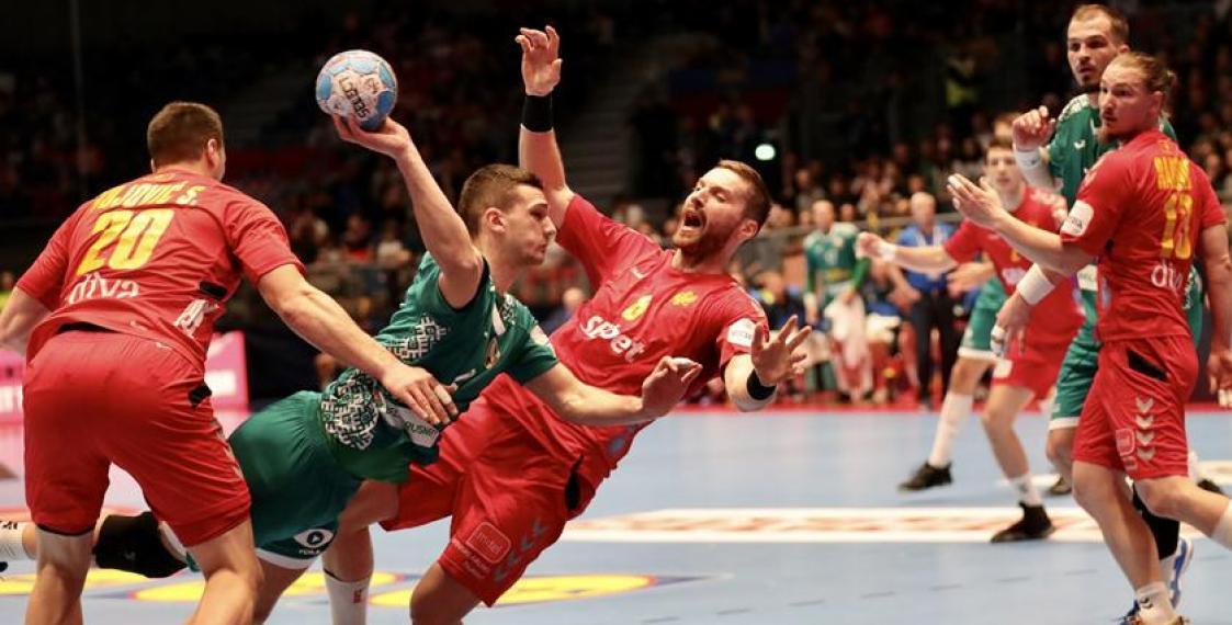 Сборная Беларуси по гандболу