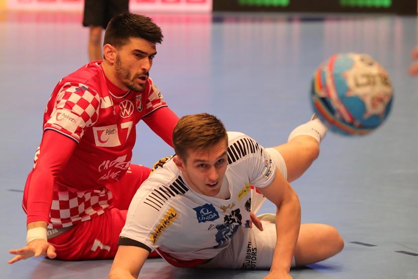 Хорватия обыграла Чехию