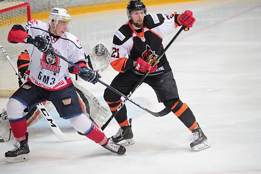 Чемпионат Беларуси по хоккею