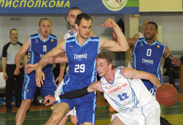 Высшая лига Беларуси по баскетболу (м)