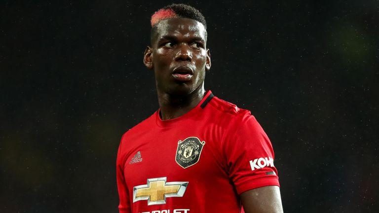 «Манчестер Юнайтед» переведет Погбу в «Ювентус» только в том случае, если взамен получит де Лигта