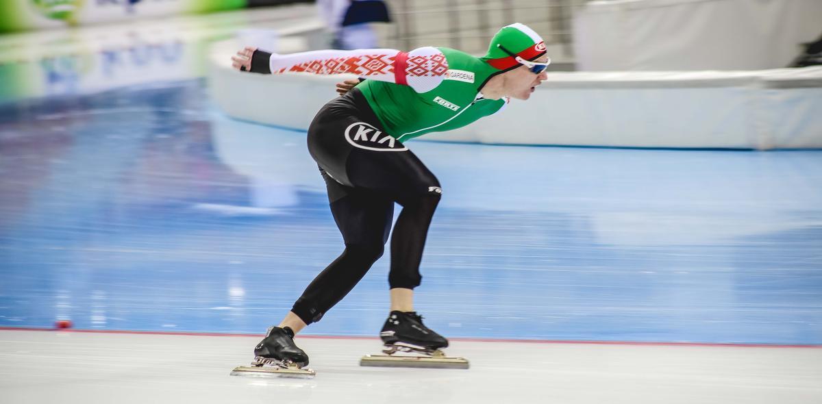 Чемпионат Беларуси по конькобежному спорту
