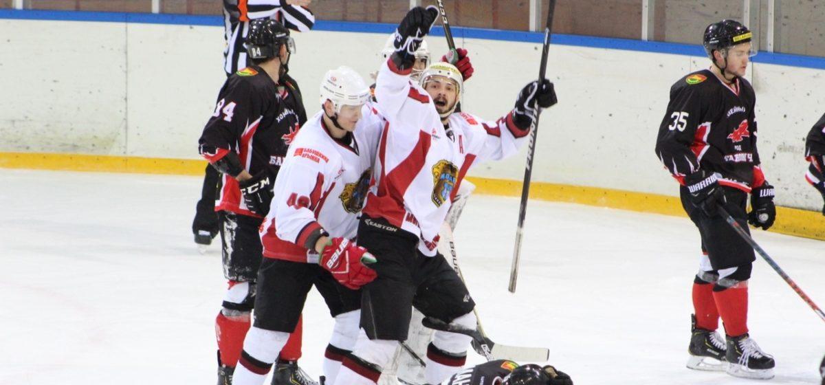 Хоккей. Беларусь – Экстралига