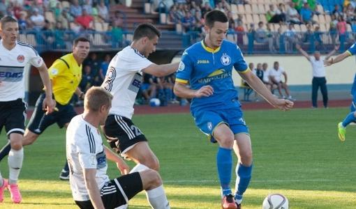 28-й тур чемпионата Беларуси по футболу
