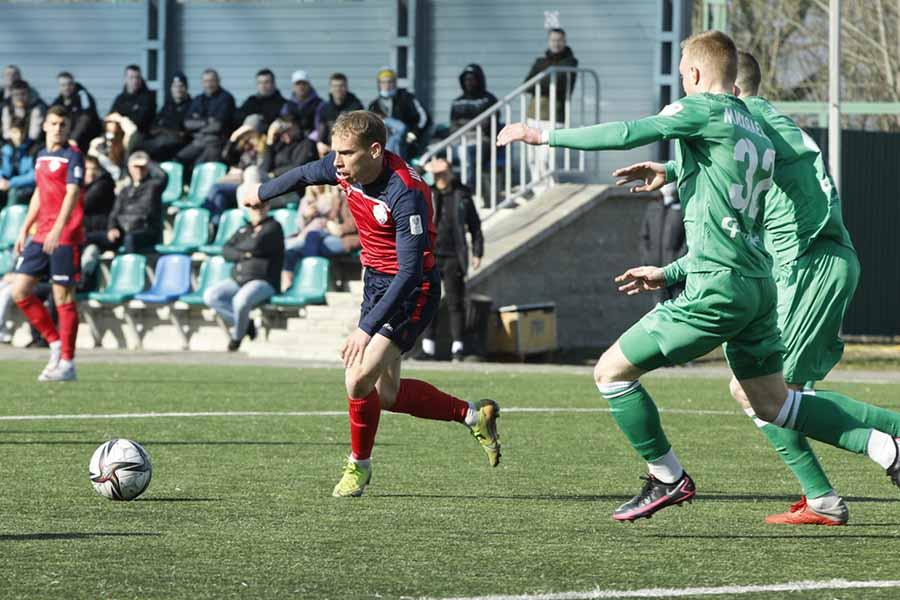 Высшая лига Беларуси по футболу 2021