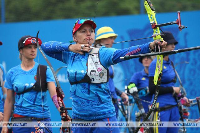 Женская сборная Республики Беларусь по стрельбе из лука