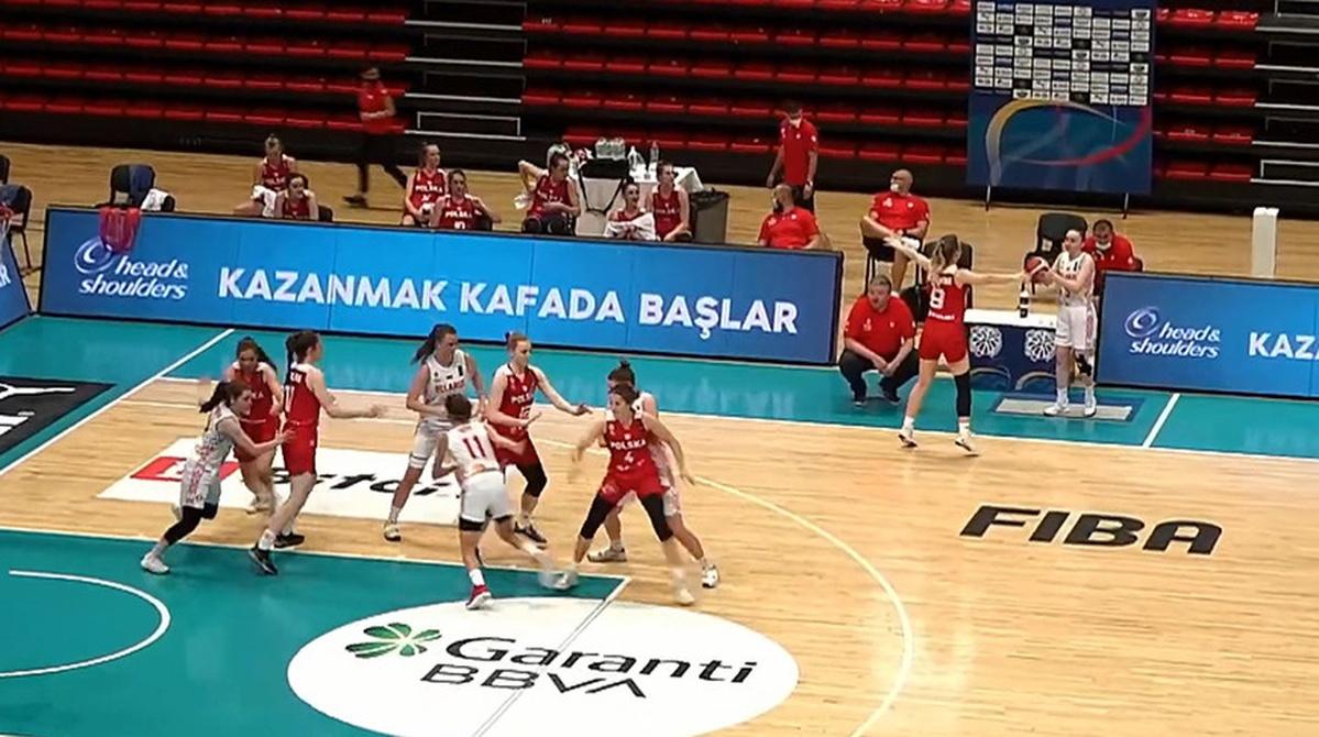 Белорусские баскетболисты