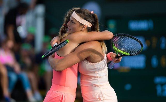 Арина Соболенко и Виктория Азаренко вышли в 1/32 финала US Open 2021
