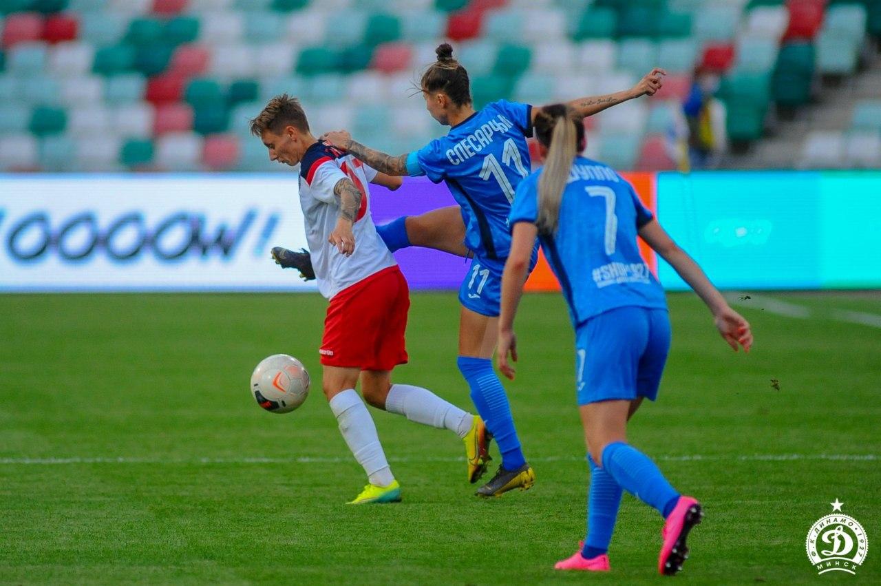 Высшая лига Беларуси по футболу – женщины
