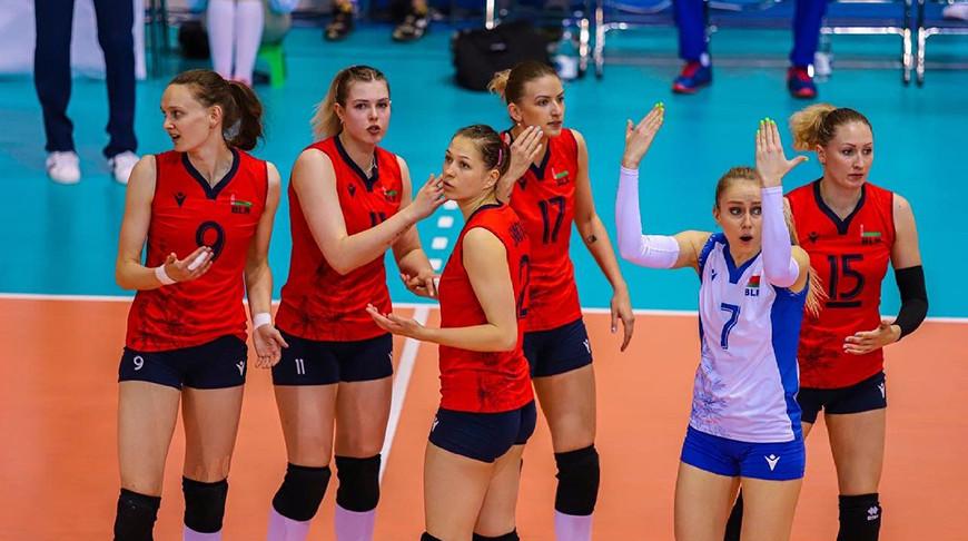 Женская сборная Беларуси по волейболу