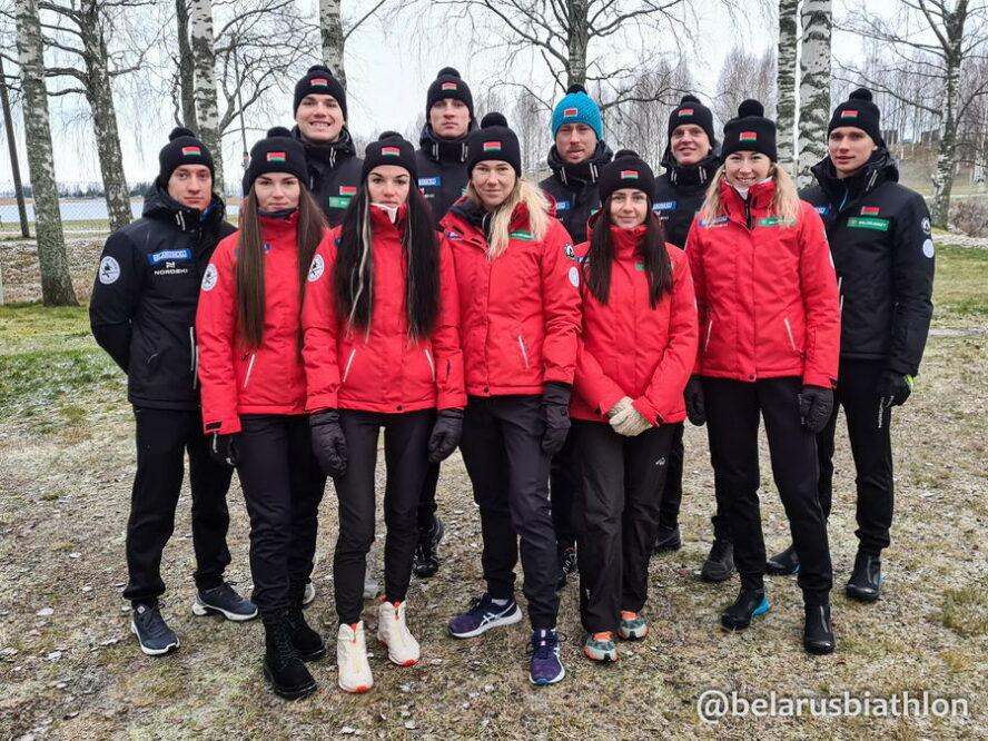 Сборная Беларуси по биатлону
