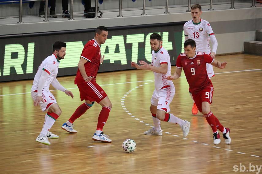 Сборная Беларуси по мини-футболу