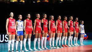 ЧЕ по волейболу среди женщин