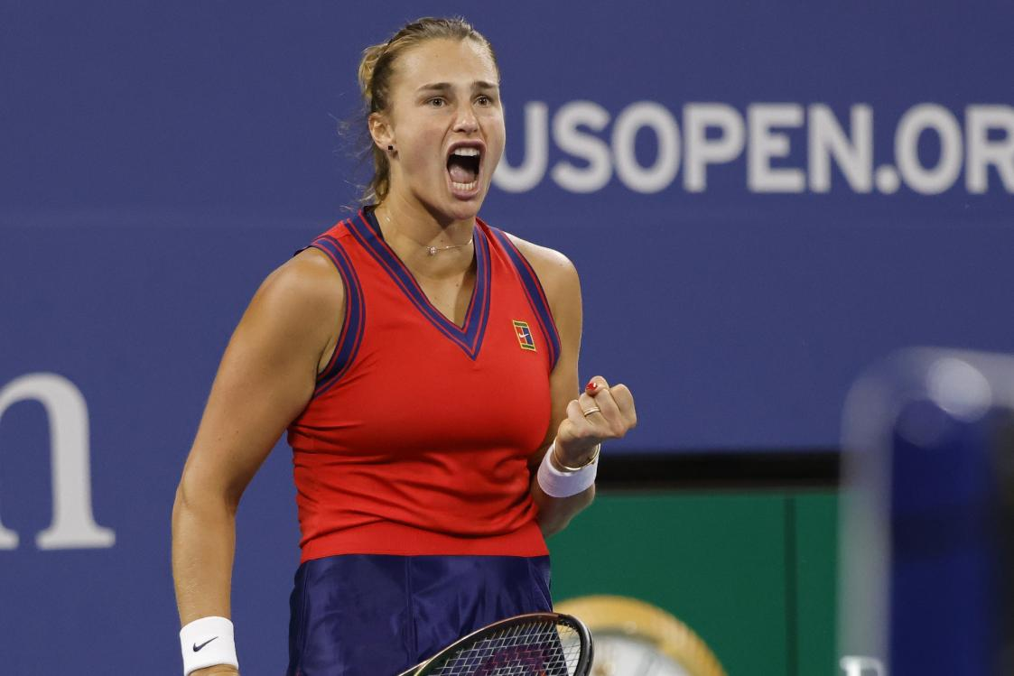 Арина Соболенко вышла в 1/8 финала US Open 2021