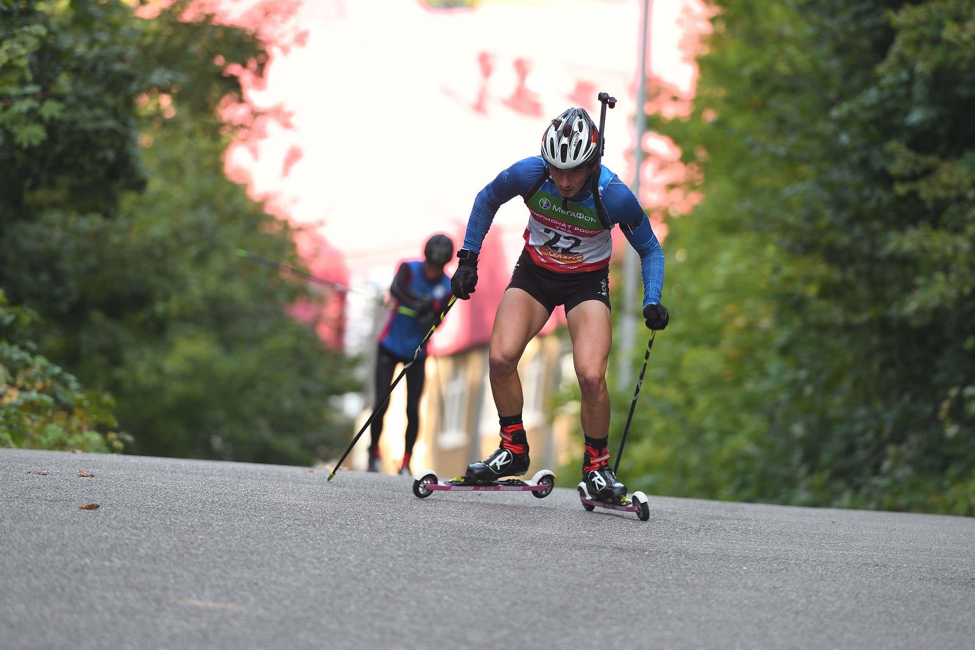 22 сентября стартует Чемпионат Беларуси по летнему биатлону