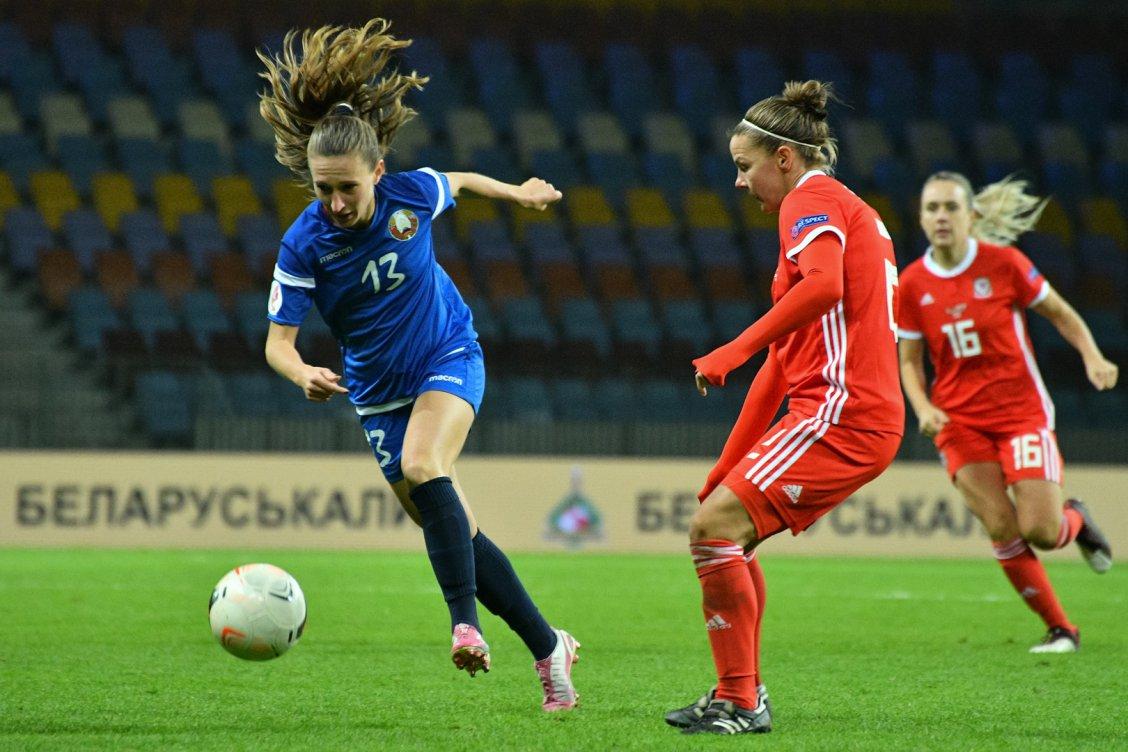 Женская сборная Беларуси по футболу
