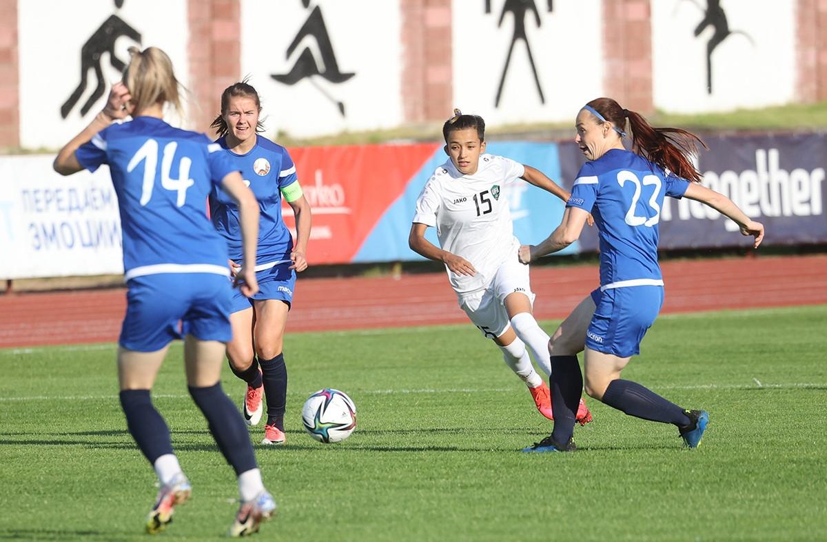 Женская сборная Беларуси 17 сентября сыграет матч квалификации ЧМ-2023