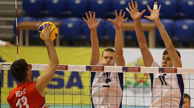 Сборная Беларуси по волейболу завершила участие в Чемпионате Европы