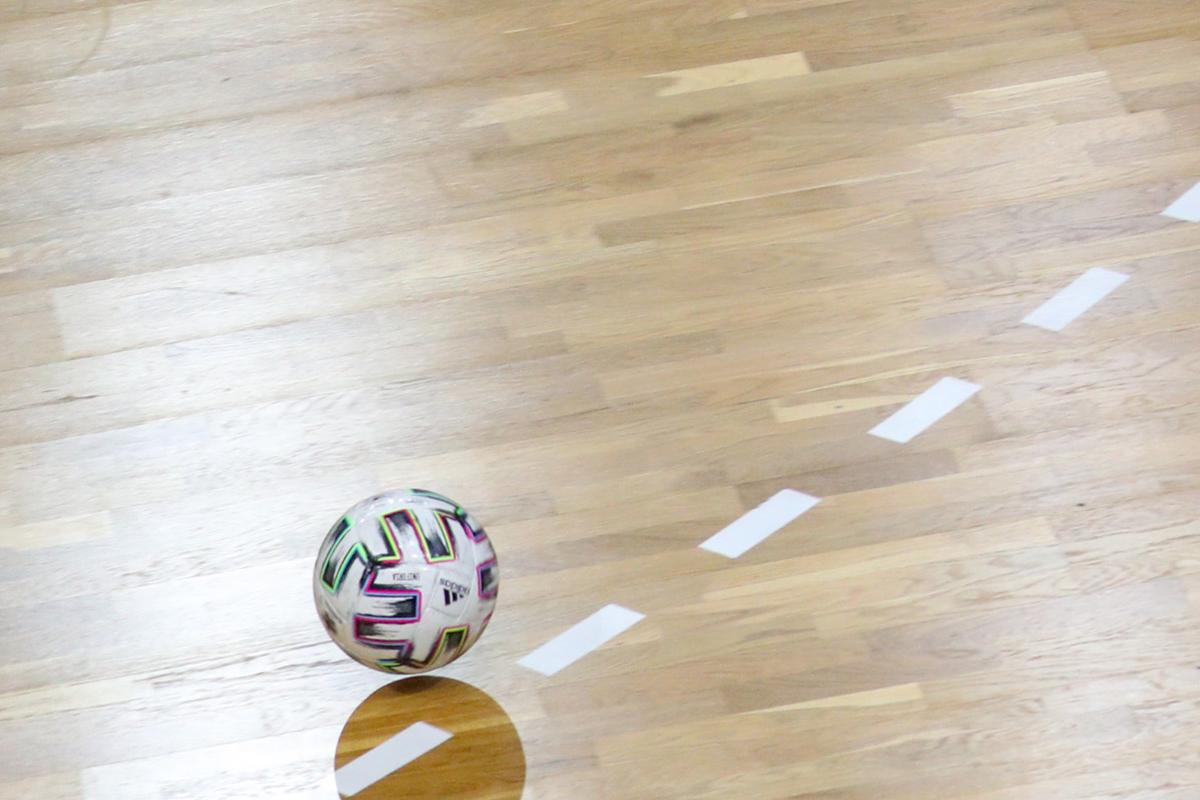 Юношеская сборная Беларуси (U-19) одержала победу на старте турнира по мини-футболу на первых играх СНГ