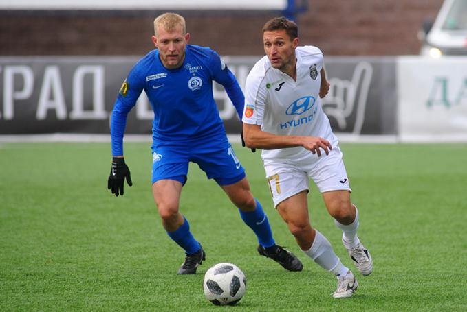24-й тур Чемпионата Беларуси по футболу среди резервных команд
